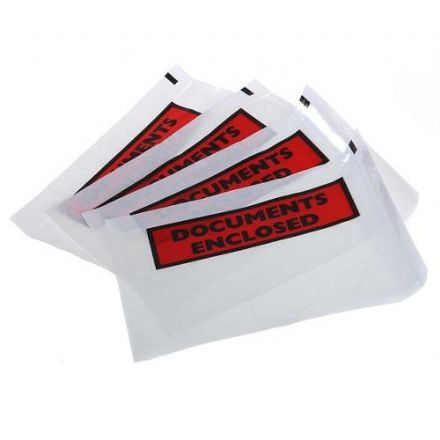 Documents Enclosed (Printed) A6 173x125mm / Pack of 1000